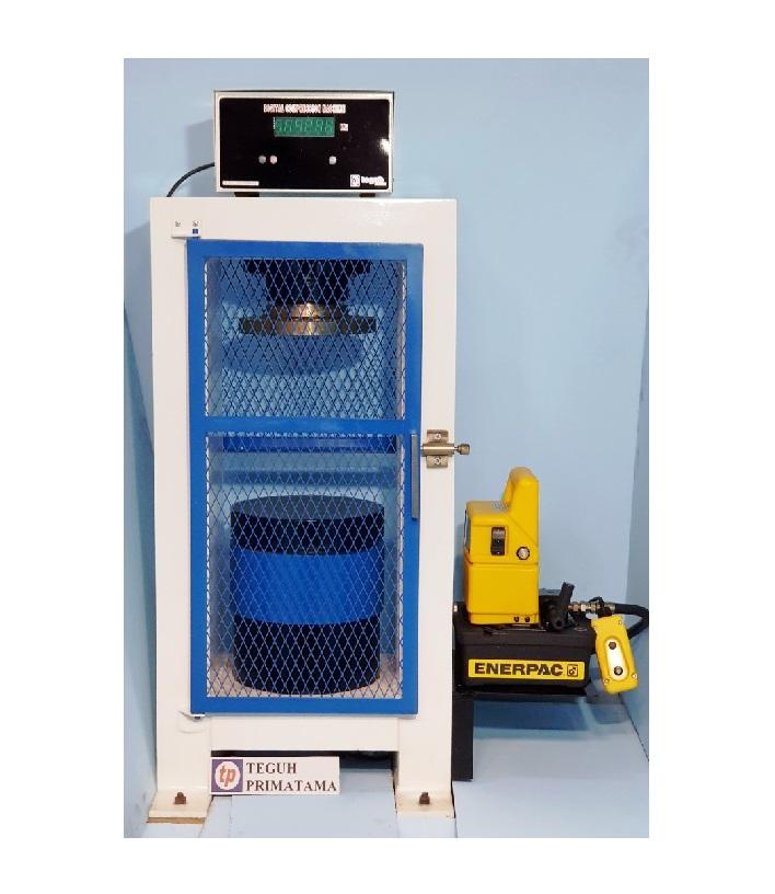 Compression Machine Electric Digital Pump : Enerpac